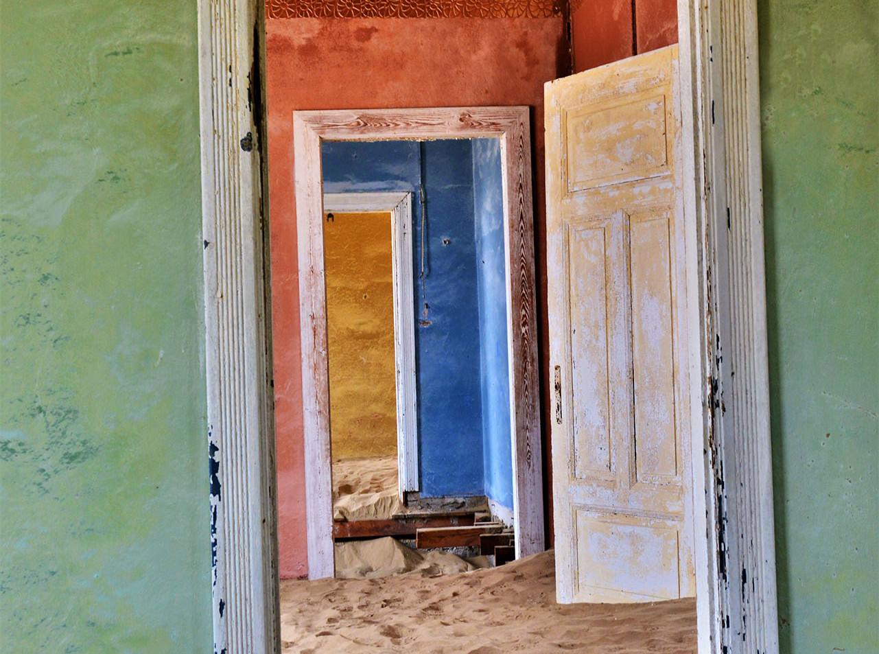 Kolmmanskop, Namibia