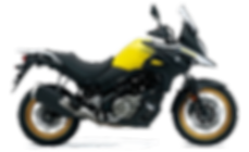 Cheap Suzuki Motorcycle hire in Cape Town