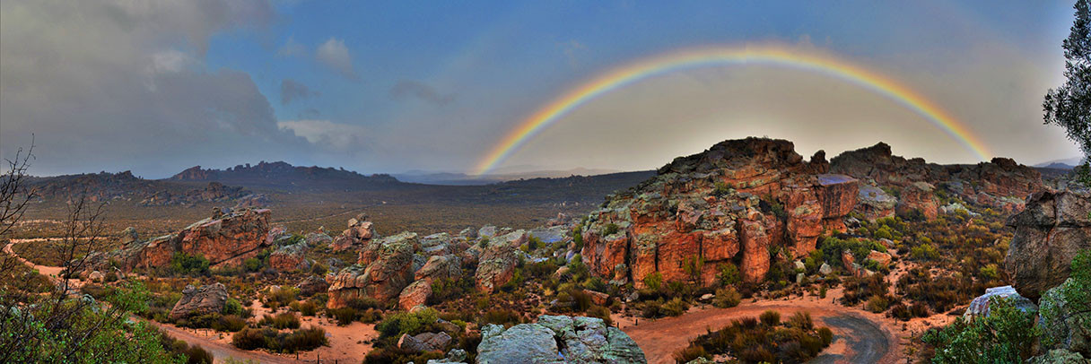 Rock Formations, Cederberg, Western Cape