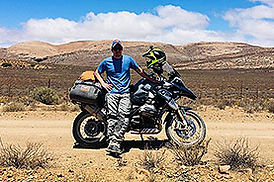 BMW Motorcycle tours in Southern Africa