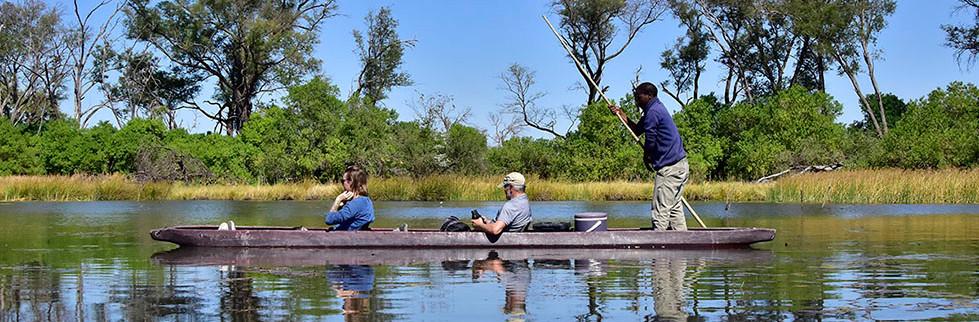 Overland Truck Tours, Botswana
