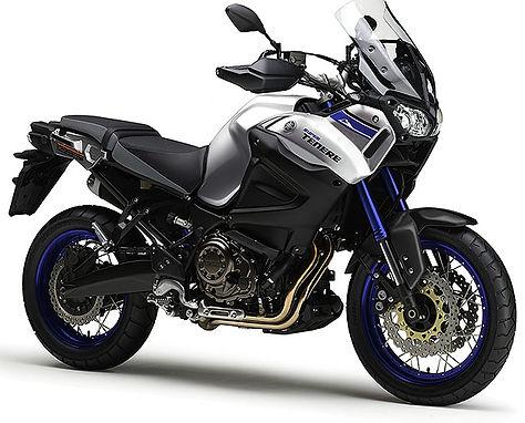 Yamaha XT 1200 Z Super Tenere rentals