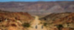 9 Day Namibia Motorcycle Tour - Honda Africa Twin