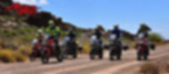 Honda Adventure Motorcycle Tours in South Africa