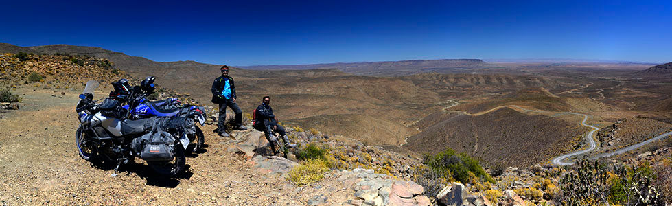 Motorcycle Tours of the Cederberg and Karoo