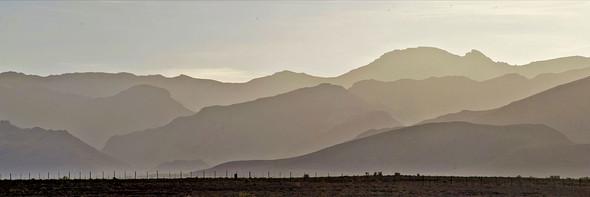 Layered Mountains, Cederberg