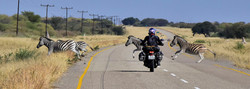 Motorcycle Tours in Botswana