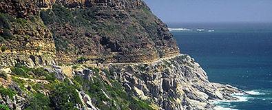 Triumph Motorcycle Tours of Cape Town