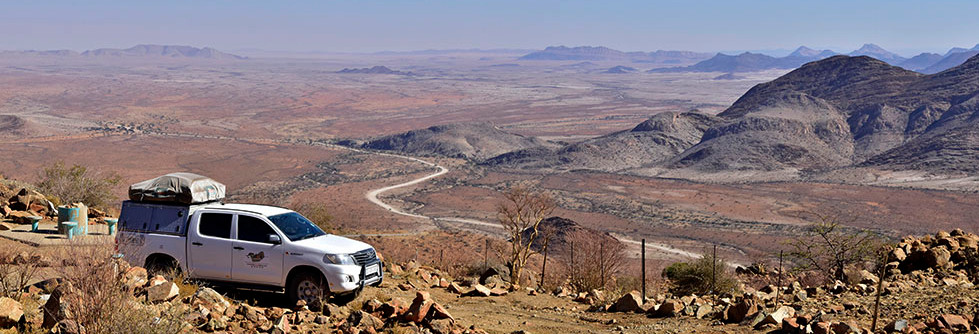 4x4 Self-Guided Tours | South Africa | Namibia