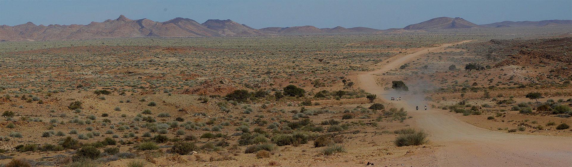 Triumph Tours of Namibia