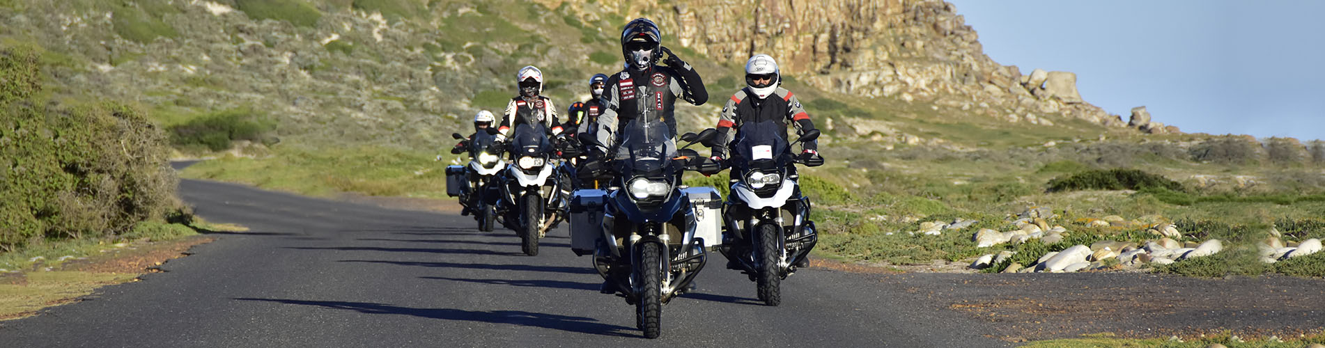 BMW Motorcycle Hire & Tours