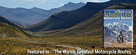 Triumph Motorcycle Tours of The Cederberg