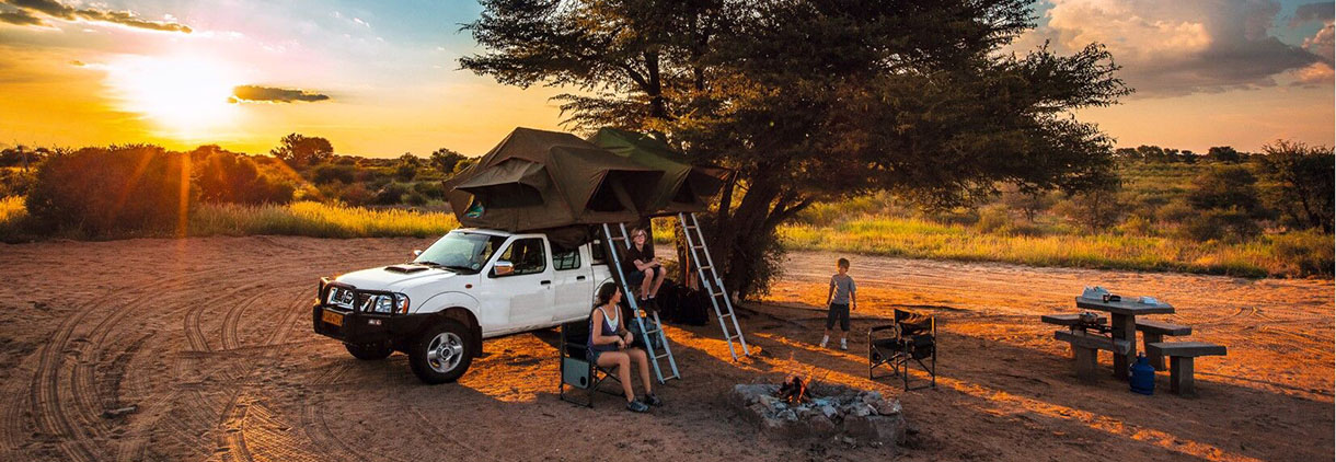 4x4, SUV, LDV & Camper Rentals