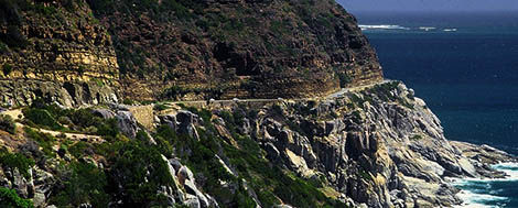 BMW Motorcycle Tours - 3 Day MOUNTAIN PASSES of Cape Town & Famous R62