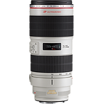 Canon EF 70-200mm f2.8 L IS II USM Lens.