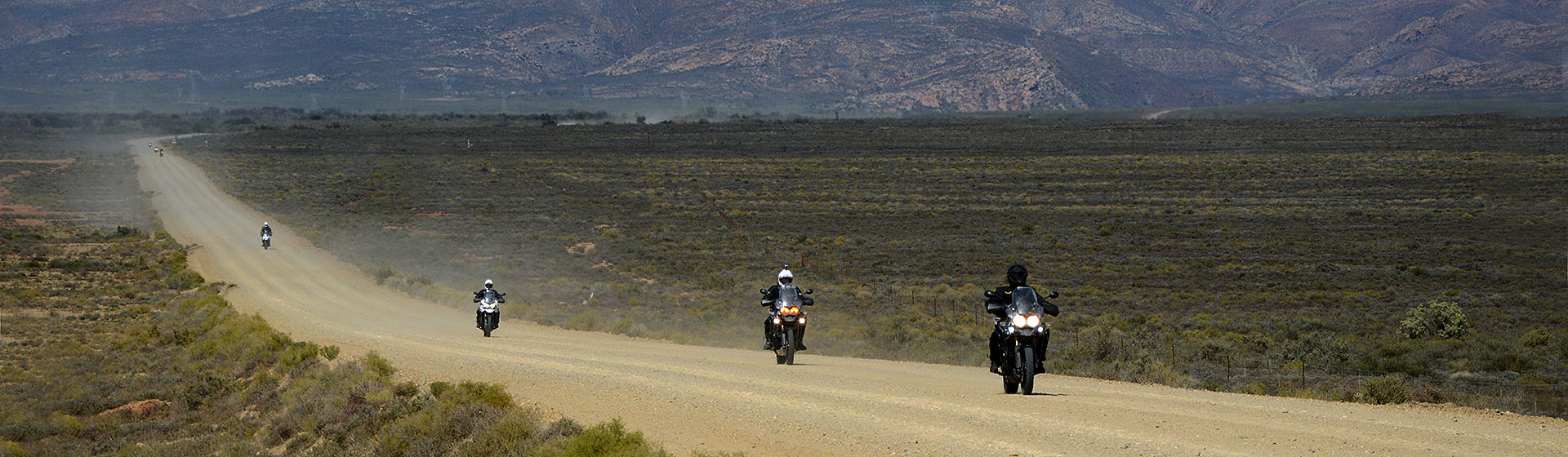 Triumph Motorcycle Tours in SA