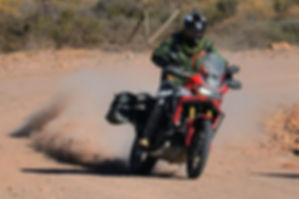 Craig Marshall - Highly Expereienced Motorcycle Guide in Southern Africa