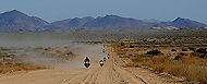 Triumph Motorcycle Tours of Southern Namibia