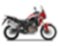 Cheap Africa Twin CRF1000  Motorcycle Rentals in Cape Town