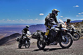 Guided Tours with Triumph Cape Town
