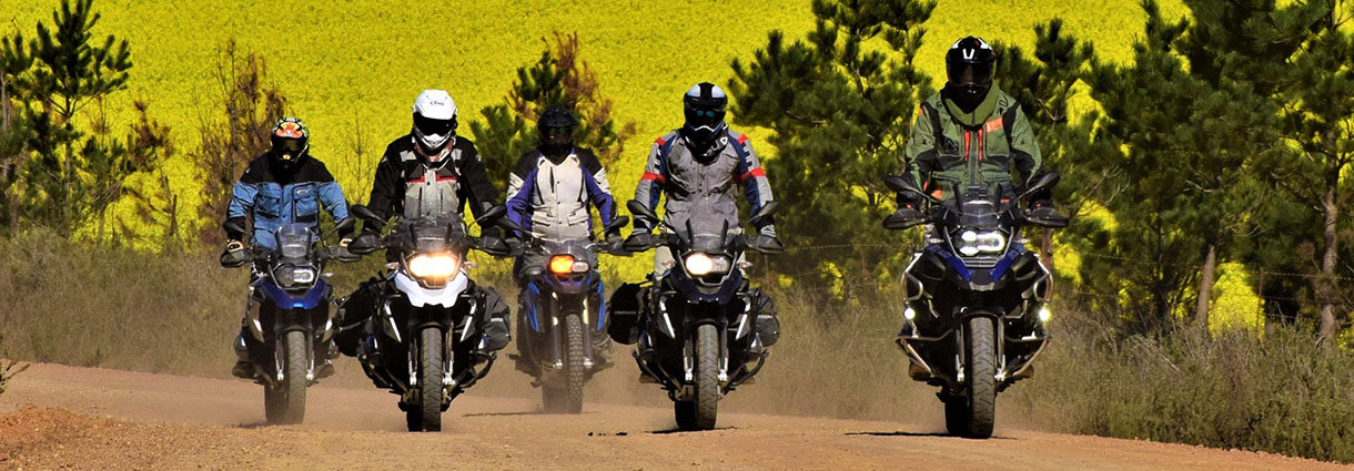 BMW Motorcycle Rentals in Cape Town