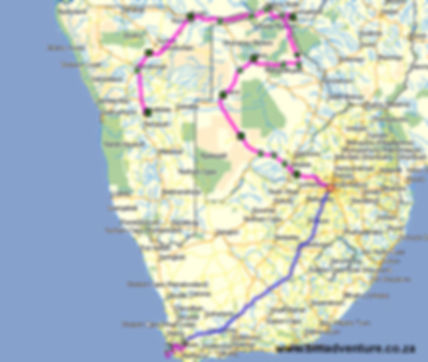 BMW - Cape Town to Victoria Falls Motorcycle Tour