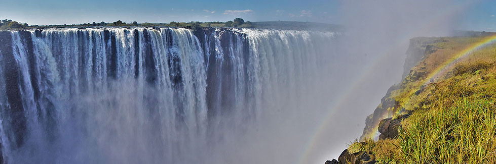Overland Truck Tours, Vic Falls