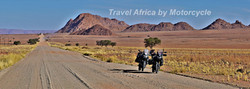 Motorcycle Tours in Namibia