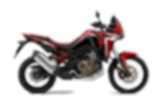 Cheap Africa Twin CRF1100  Motorcycle Rentals in Cape Town