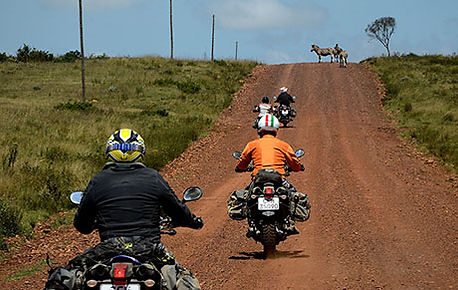 Motorcycle Tours in South Africa