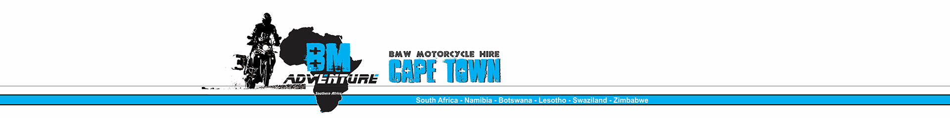 BMW Motorccle Hire in Cape Town