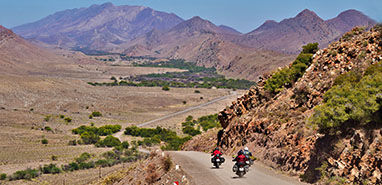 12 Days Garden Route FULL Adventure  Motorcycle Tour