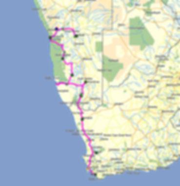 Overland Truck Tours | Namiba