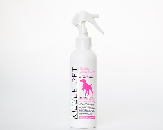 Silky Coat Miracle Dematter Leave-in Spray