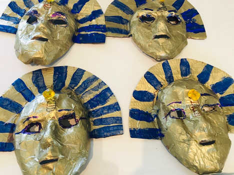 Egyptian Masks