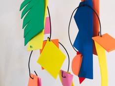 Calder inspired sculpture - 5-7 year olds