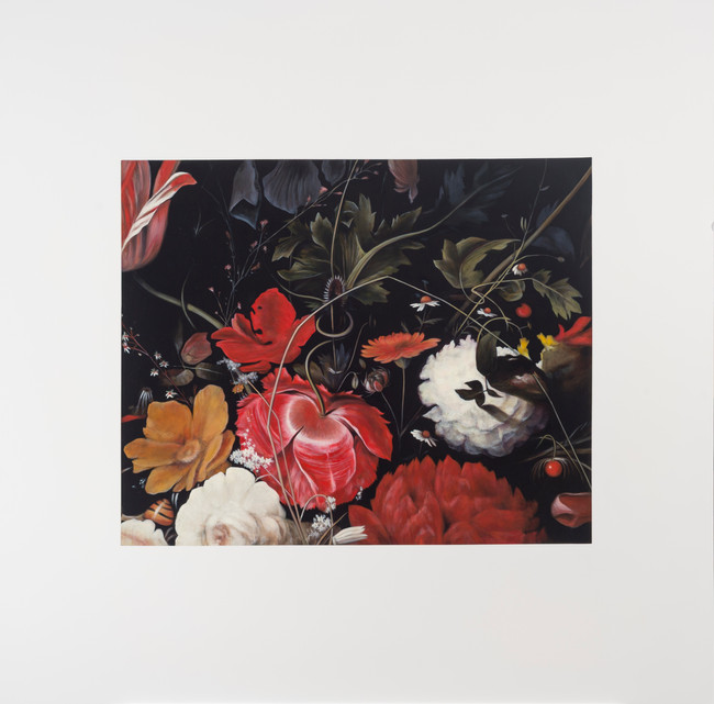 What I know about flowers 2,2016