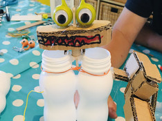 DIY robots