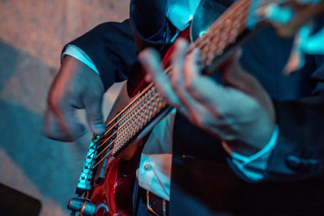 foto bassista