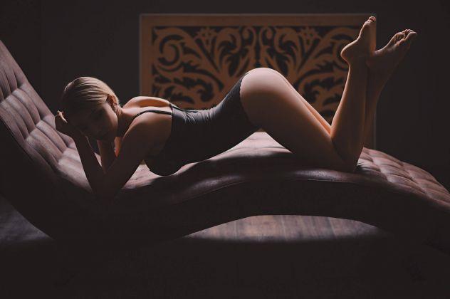 La sensualidad ....