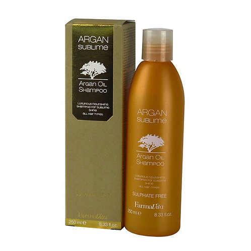 ARGAN SUBLIME Nourishing Shampoo 250ml