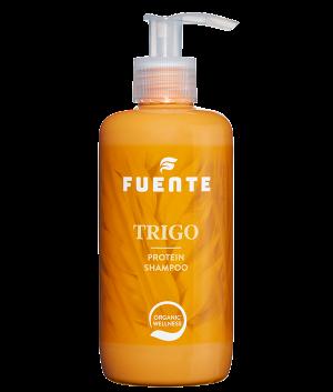 FUENTE «TRIGO». Протеиновый шампунь 250ml