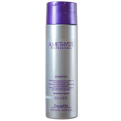AMETHYSTE Silver Shampoo 250ml