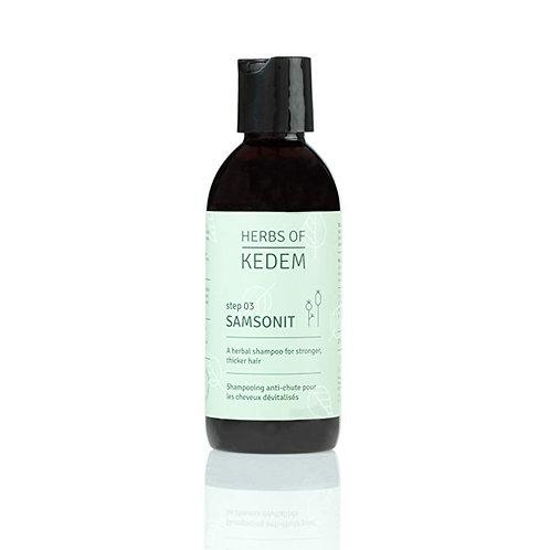 Natural Herbal Shampoo - Samsonit 250ml