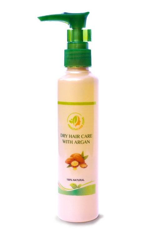 Сыворотка для ухода за сухими волосами с аргановым маслом 100мл