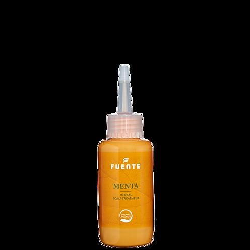 FUENTE «MENTA». Herbal scalp treatment 100ml