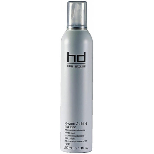 HD LIFE STYLE volume & shine mousse 300ml