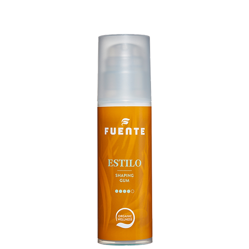 FUENTE «ESTILO». Wax for hair which perfectly captures long hairstyles -150ml
