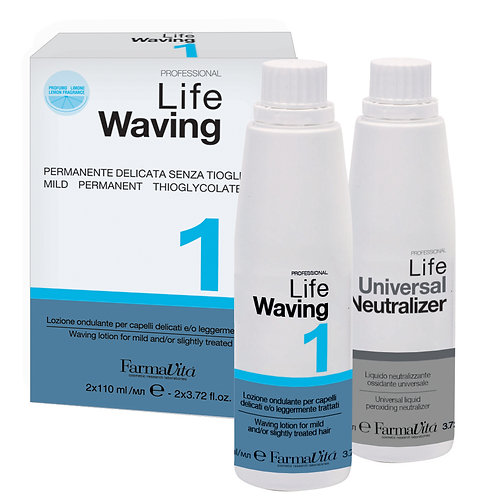 LIFE WAVING 1 - Waving Lotion 2x110ml