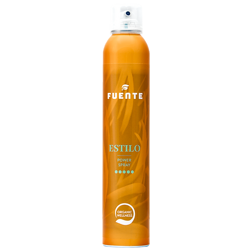 FUENTE «ESTILO». Strong hairspray for strong & long-lasting fixation 300ml